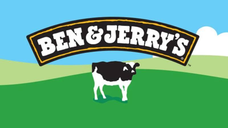 The Ben & Jerry's logo.