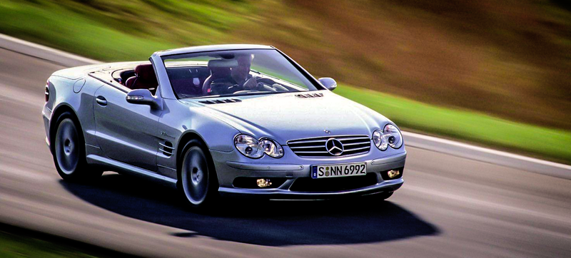 Why The Hell Would You Buy A Mazda Miata When This V12 Mercedes Is Way Cheaper?