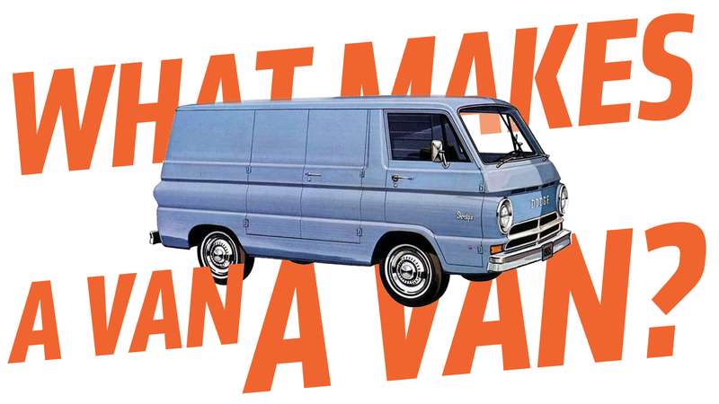 Illustration for article titled A Ford Flex Is Not a Van and the Definitive Rules of Vanhood