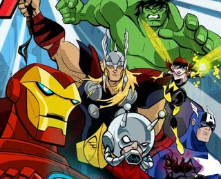 Illustration for article titled Why Marvel's New Avengers Cartoon Can't Fail