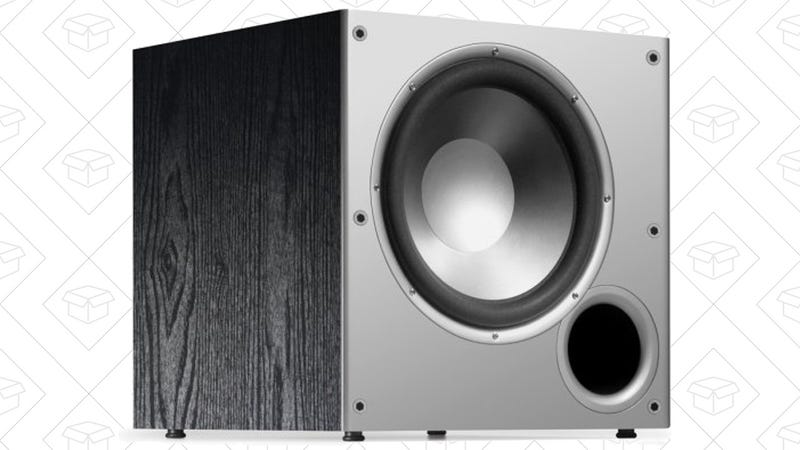 Polk Audio PSW10 Subwoofer, $90