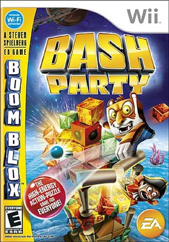 Illustration for article titled Boom Blox Bash Party Box Downplays The Boom Blox