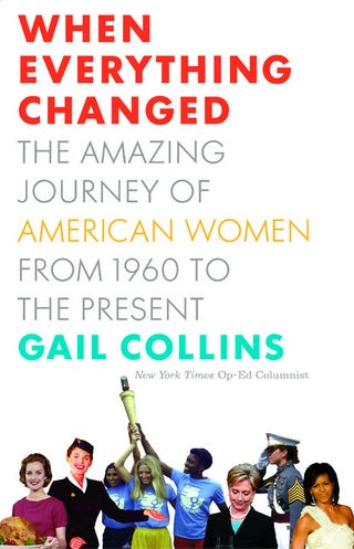 """Illustration for article titled Gail Collins: """"The Revolution Will Be Achieved When No One Has To Do The Ironing"""""""