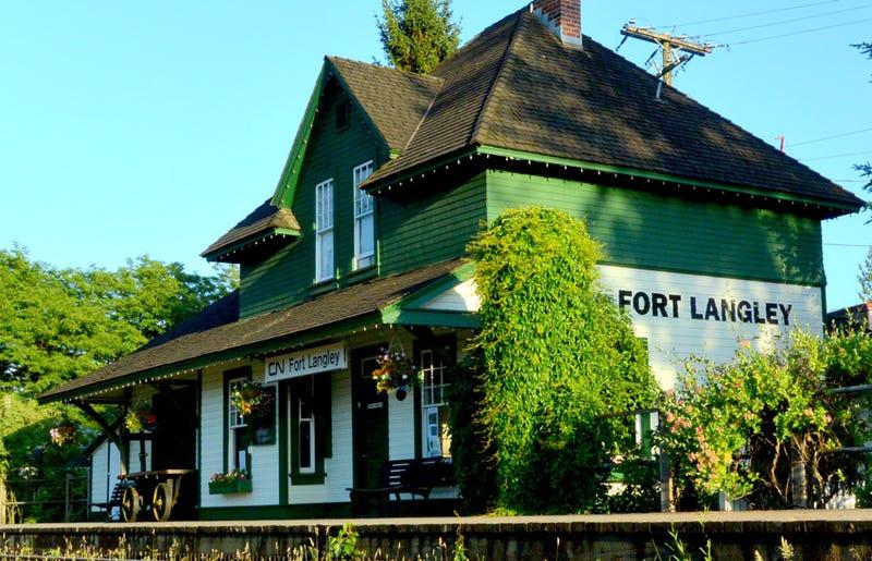Illustration for article titled Fort Langley