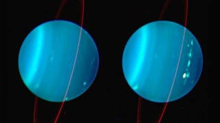 Illustration for article titled Something Has Exploded In a Spectacular Fashion On Uranus