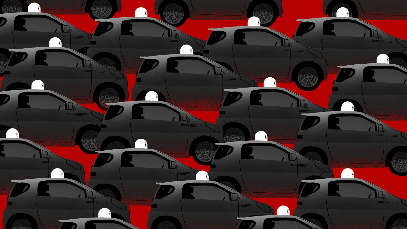 Uber and Lyft Induced Congestion Give a Preview of Driverless Car Hell