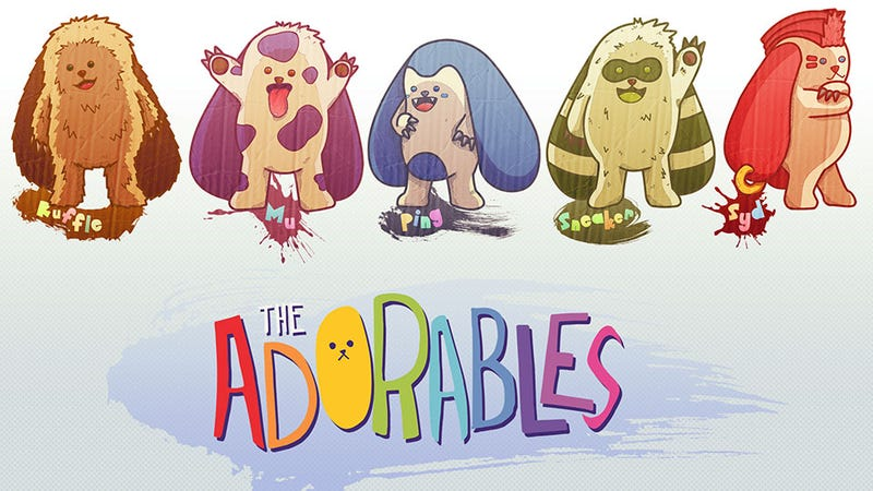 Illustration for article titled This Game is Called The Adorables. Our Resident Adorable Expert Weighs In. [Update]
