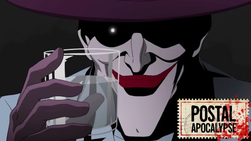 Illustration for article titled Should DC Comics Completely Retcon The Killing Joke?