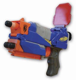 Hasbro Unveils the First Select-Fire Nerf Gun, the Nerf Regulator - Geek.com