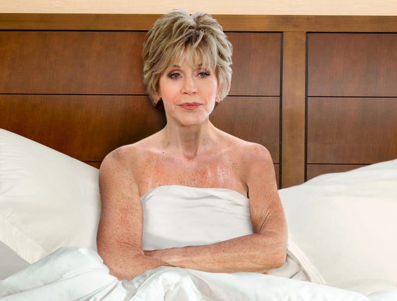 Jane Fonda Hot Pic - Sex Photo-7821