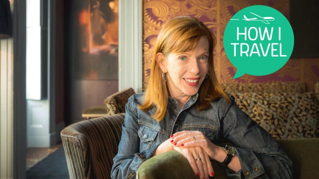 I m Susan Orlean, Author of  The Library Book,  and This Is How I Travel