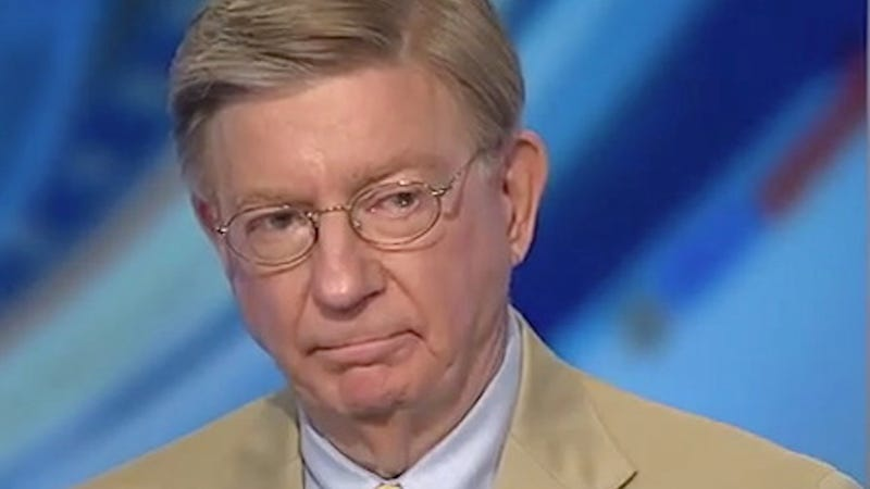 Illustration for article titled Washington Post Defends George Will's Atrocious Rape Column