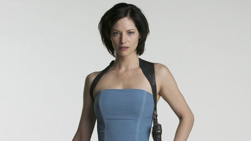 Illustration for article titled Jill Valentine In The New Resident Evil Flick Is...