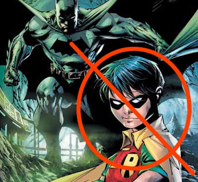 Illustration for article titled Would Robin Ruin The Christopher Nolan Bat-Movies?