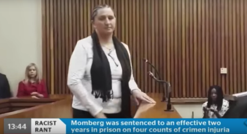 Illustration for article titled White Woman Sentenced to 3 Years in Prison for Racist Tirade Appears in Court With ... Cornrows