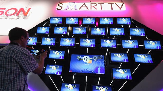 Some Senators Want to Know if Smart TVs are Spying on Us