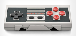 Illustration for article titled Relive The Glory Days – Get 25% Off The NES30 Bluetooth Controller