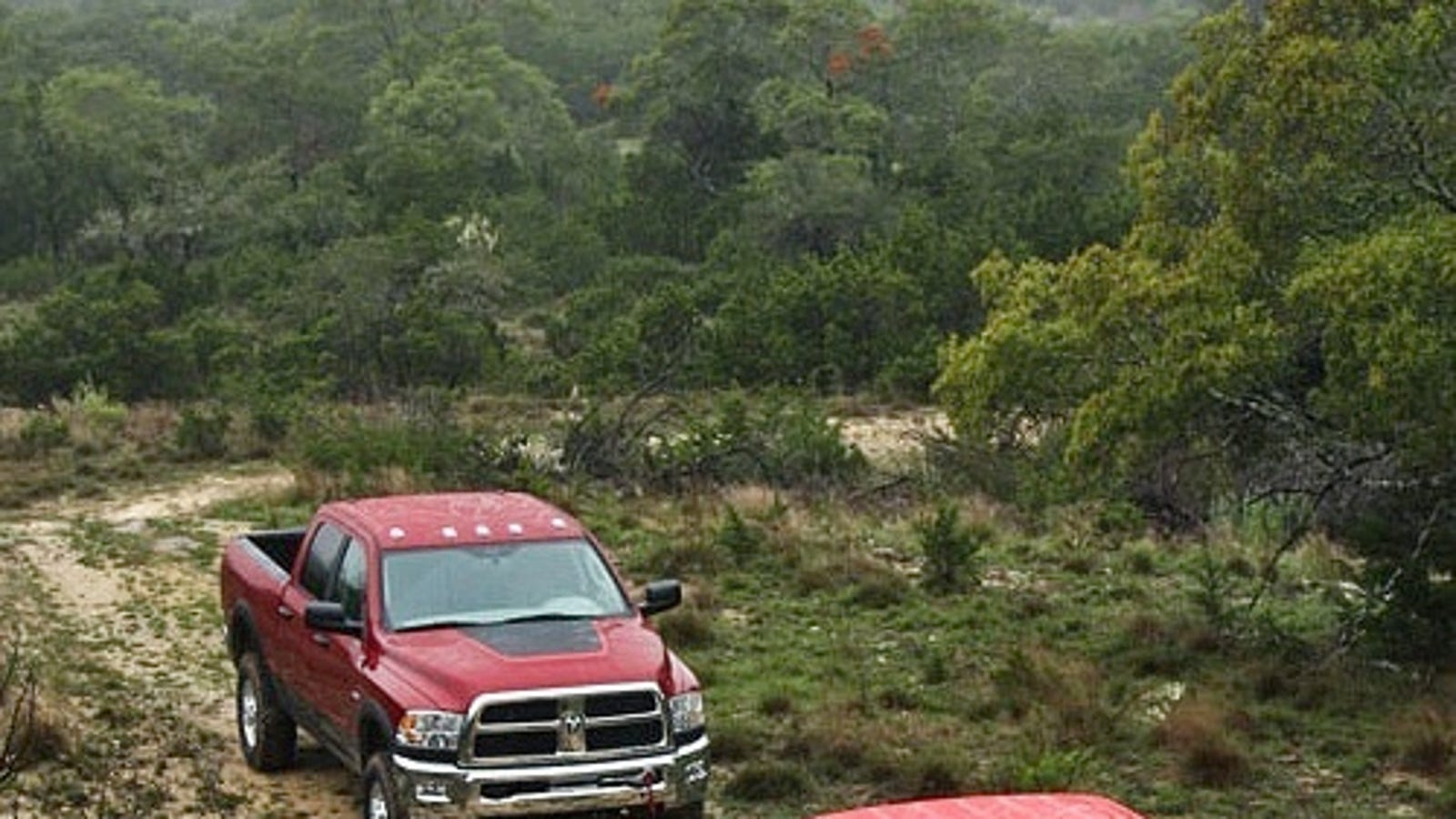 Super Truck Tango: Ford F-150 SVT Raptor Vs. Dodge Ram
