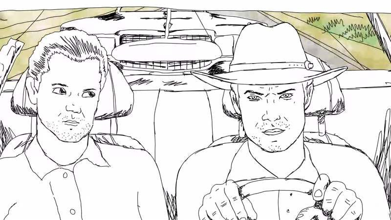 Illustration for article titled Justified's Graham Yost outlines a season 6 shootout that never was