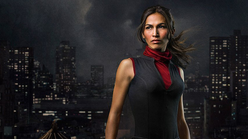 Illustration for article titled Elodie Yung's Elektra Joins theDefenders, But Will She Be a Hero or a Villain?
