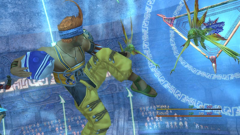 The Makers Of Final Fantasy XIV Are Still Deciding How To Add Blitzball - Kotaku