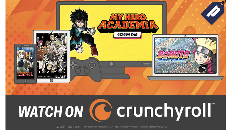 Illustration for article titled Enjoy Ad-Free Anime with a Free 30 Day Trial from Crunchyroll Premium