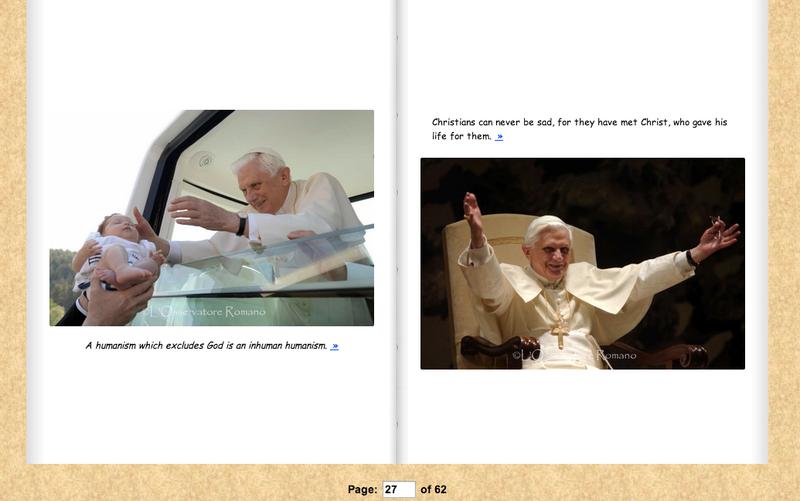 Illustration for article titled A világ a pápa online emlékkönyvét cikizi