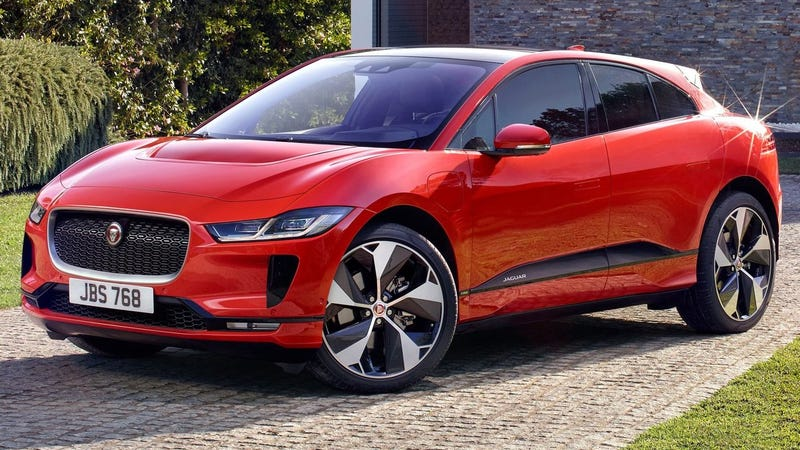 Illustration for article titled What Do You Want To Know About The Jaguar I-Pace?