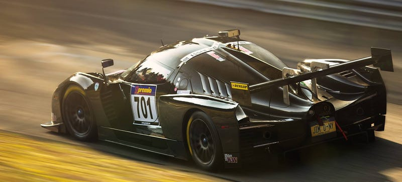 While The Nürburgring Nordschleife Is The Last Place Iu0027d Expect To Have  Noise Limits, There Was One In Place For The Ill Fated VLN Race #1, ...