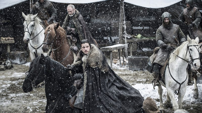 Illustration for article titled Game Of Thrones' final season starts at Winterfell, ends at some mysterious new place