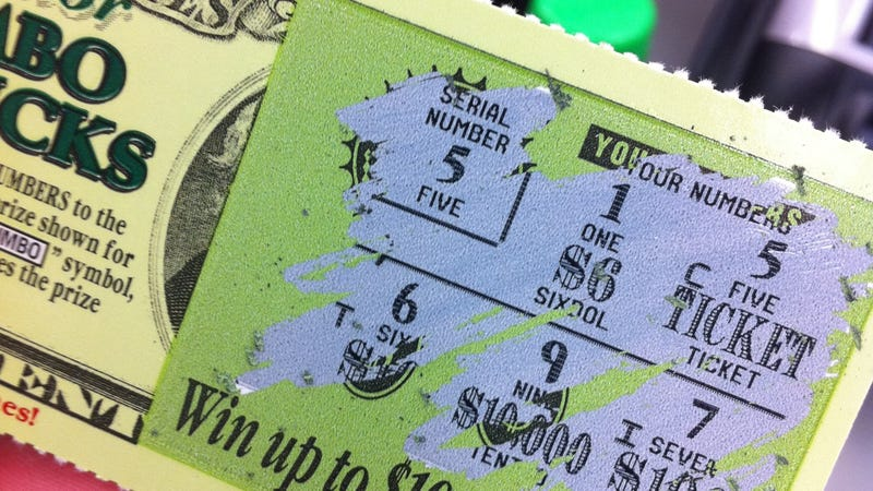How to Easily Increase Your Chance of Winning The 'Top Prize' With Lottery Scratchers