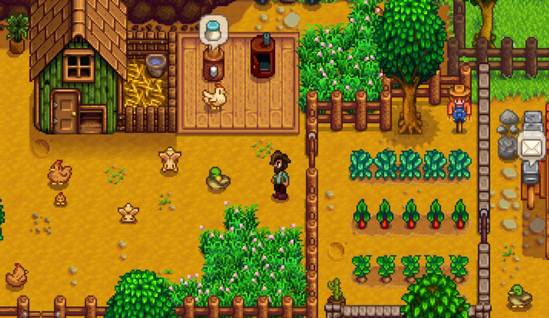 Illustration for article titled Stardew Valley's Creator Has Won The Hearts Of PC Gamers