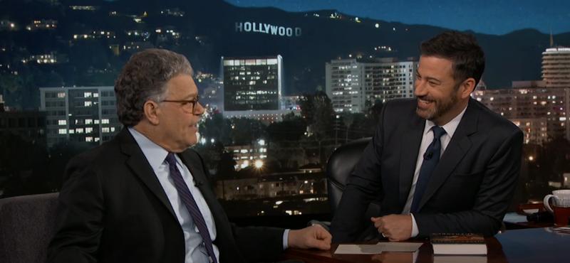 (Screenshot: Jimmy Kimmel Live!)
