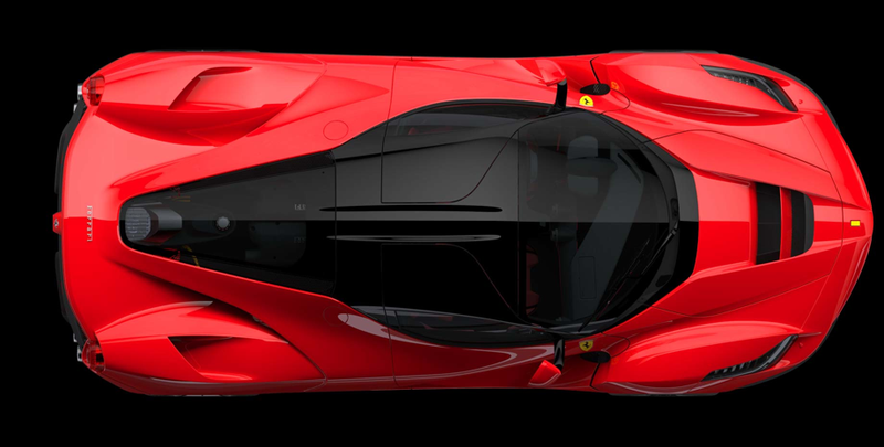 Illustration for article titled I've gained a new appreciation for the Ferrari TheFerrari