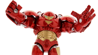 Illustration for article titled The Next, Best Hulkbuster Figure Has Nothing To Do With Age Of Ultron