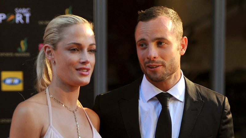 Illustration for article titled Double-Amputee Track Star Oscar Pistorius Charged With Shooting, Killing His Girlfriend [UPDATES]