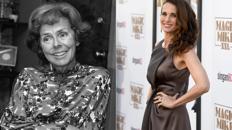 Illustration for article titled Andie MacDowell Will Star in a TV Show About Eileen Ford and the '70s Modeling World