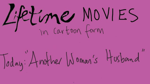 lifetime movie cartoons another womans husband