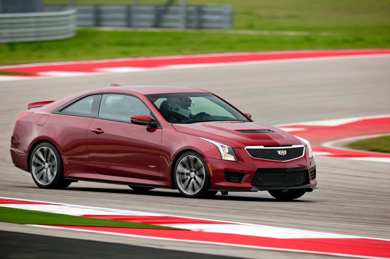 2016 cadillac ats v a 464 hp hurricane for the track and street. Black Bedroom Furniture Sets. Home Design Ideas