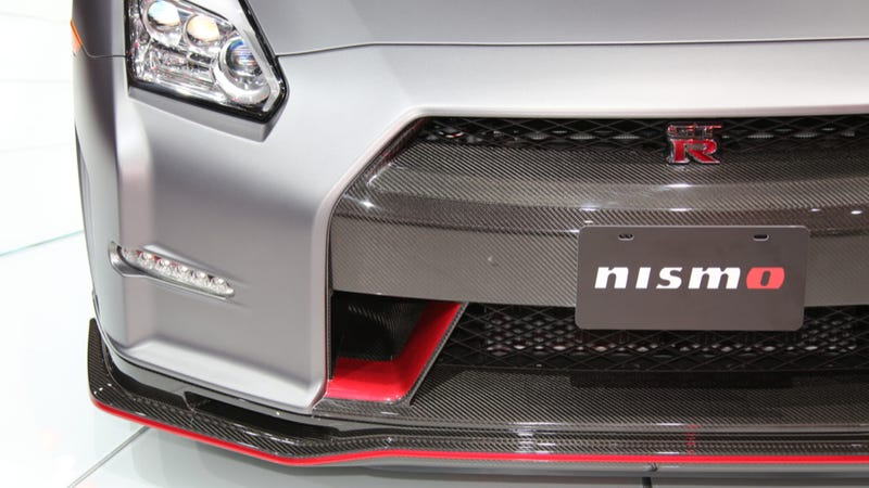 Illustration for article titled Nissan GT-R Nismo: When Godzilla Goes Damn Insane