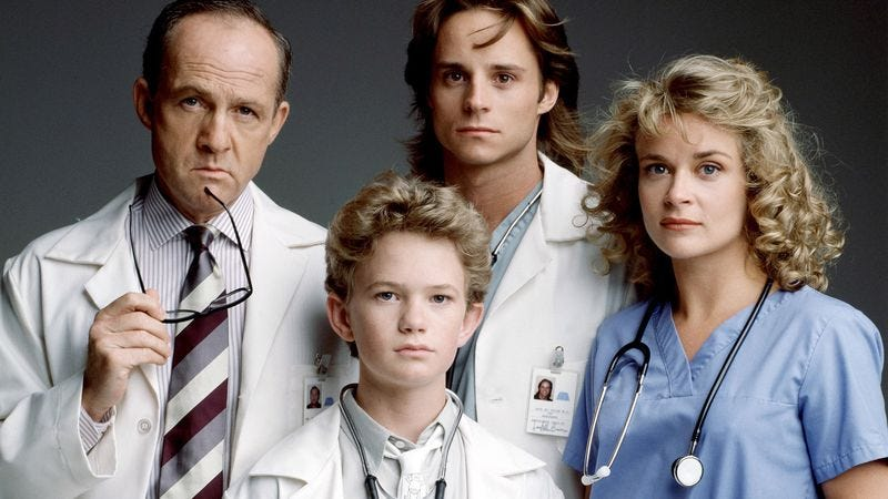 Illustration for article titled Doogie Howser clumsily but bravely tackled issues like racism