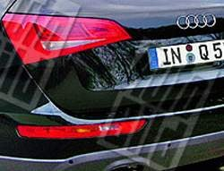 Illustration for article titled Was Ist Das? Neue Photos of The Audi Q5