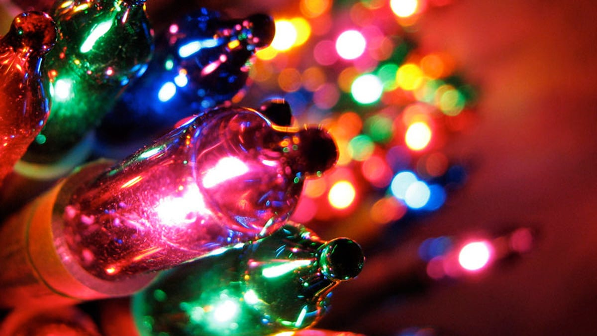 Christmas Lights The Brief And Strangely Interesting History Of