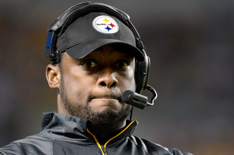 """Illustration for article titled Mike Tomlin Said """"Obviously"""" 322 Times In Press Conferences This Year"""