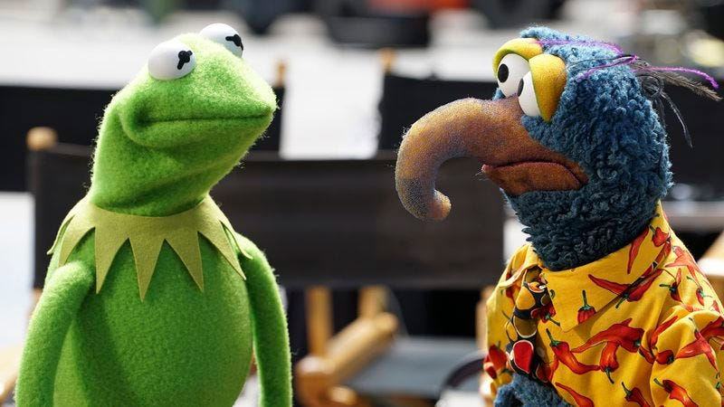 Illustration for article titled ABC pickups meet The Muppets, get a checkup from Dr. Ken, go back to Shondaland