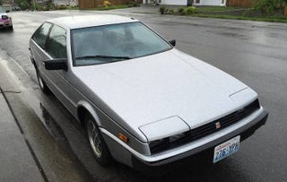 Illustration for article titled For $2,300, This 1984 Isuzu Impulse Could Be Your Ace In The Hole