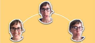 Illustration for article titled Turn Your Dumb Selfie Into a Textable Emoji, Annoy and Delight Your Pals