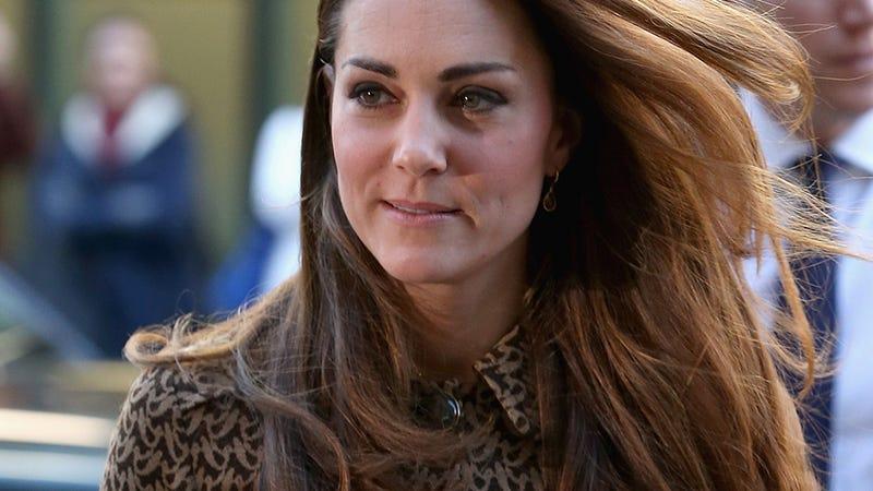 Illustration for article titled Kate Middleton's Hairdresser Fired for Committing Hair Treason