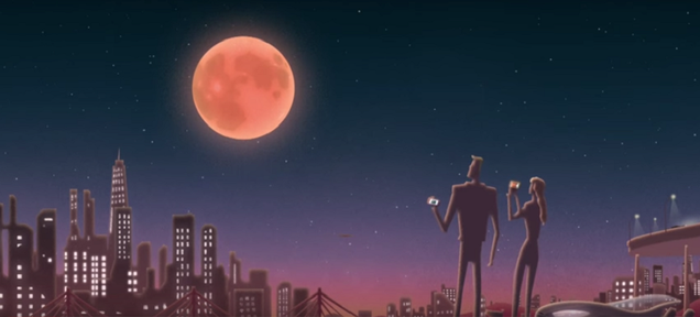 Here's NASA's Animated Supermoon Eclipse Primer