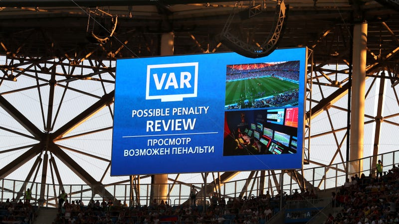Illustration for article titled It's Time For The Soccer World To Unite And Come To An Agreement About VAR
